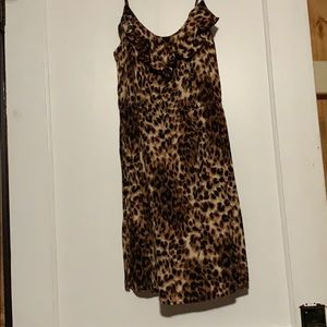 Dresses & Skirts - Leopard Dress